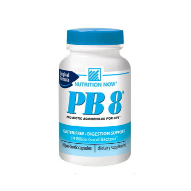 Nutrition Now PB 8 Pro-Biotic Acidophilus for Life