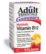 Adult Essentials Gummies Metabolic Vitamin B12