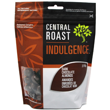 Central Roast Indulgence Dark Chocolate Almonds