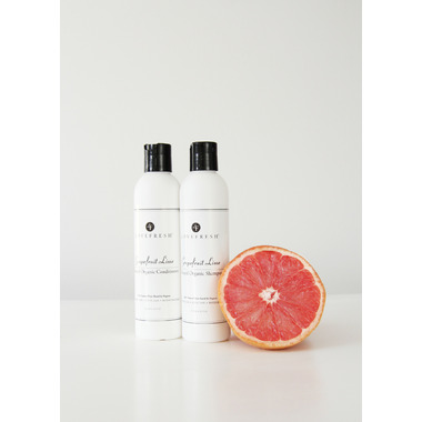 Lovefresh Natural Organic Conditioner Grapefruit Lime