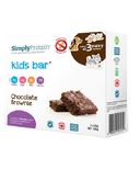 Simply Protein Kids 5 Pack Chocolate Brownie