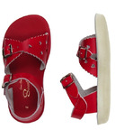 Salt Water Sandals Sweetheart Children's Sandal Red