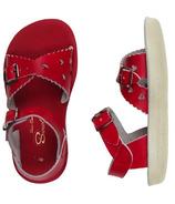 Salt Water Sandals Sweetheart Children's Sandal Red