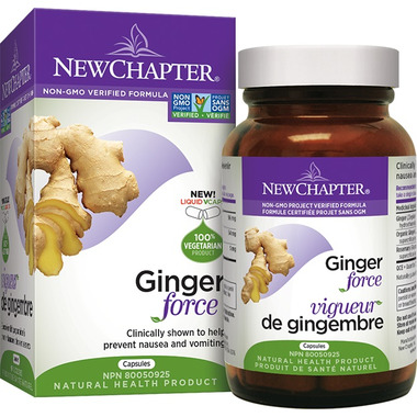 New Chapter Ginger Force