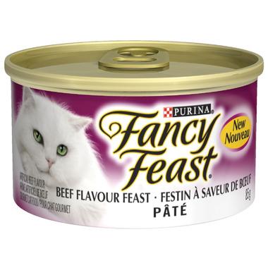 Fancy Feast Cat Food CASE of 24