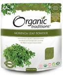 Organic Traditions Moringa Leaf Powder