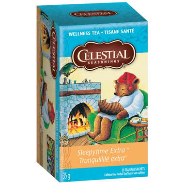 Celestial Seasonings Sleepytime Extra