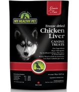 Holistic Blend My Healthy Pet Freeze Dried Chicken Liver Canine Treats