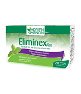 Adrien Gagnon Eliminex Plus Herbal Tea Peppermint Flavour