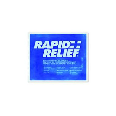 Rapid Relief Reusable Hot/Cold Gel Compress