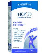 Progressive HCP30 100% Human Strain Probiotic