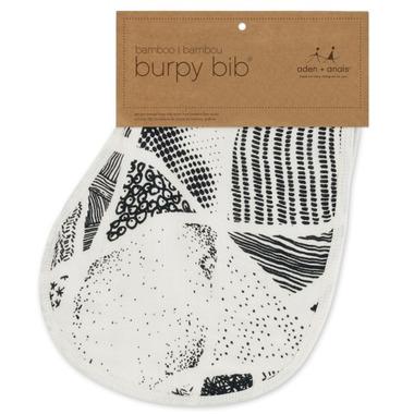 aden + anais Bamboo Burpy Bib Midnight