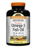 Holista Omega 3 Premium Fish Oil