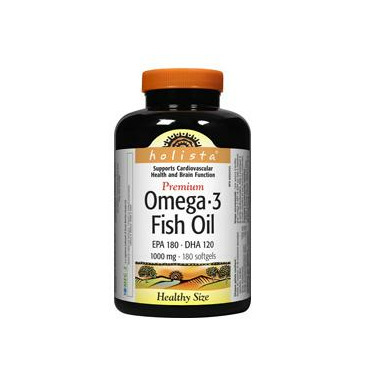 Holista Omega 3 Premium Fish Oil