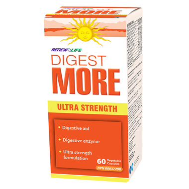 Renew Life DigestMORE Ultra
