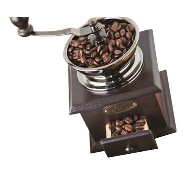 Fox Run Classic Coffee Grinder Dark Wood