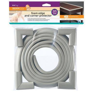 KidCo Gray Foam Edge & Corner Protectors