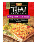Thai Kitchen Original Pad Thai Stir Fry Noodles with Sauce