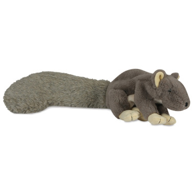 Hugglehounds Small Feller Squirrel Doy Toy