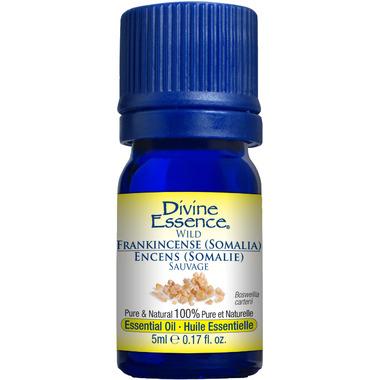Divine Essence Frankincense (Somalia) Essential Oil