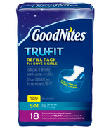 GoodNites Tru-Fit Real Underwear Disposable Absorbent Inserts