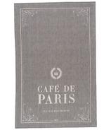 Now Designs Cafe de Paris Chambray Tea Towel