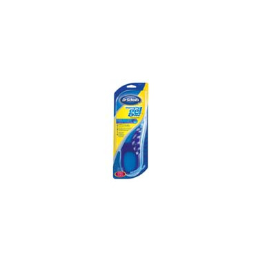 Dr. Scholl\'s Massaging Gel Insoles with Dual Gel for Women