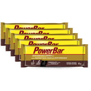 PowerBar Performance Energy Bars Chocolate