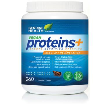 Genuine Health Vegan Proteins+ Powder