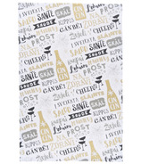 Now Designs International Cheers Dishtowel