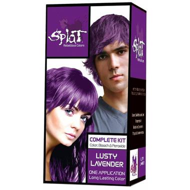 Splat Complete Color Kit in Lusty Lavender
