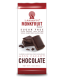 Lakanto Monk Fruit Sweetened Chocolate Bar Original
