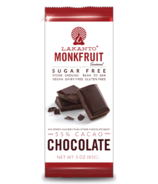Lakanto Monk Fruit Sweetened Chocolate Bar Original