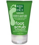 Kiss My Face Foot Scrub