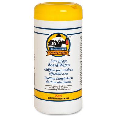 Genuine Joe Dry Erase Board Wipes