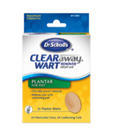 Dr. Scholl's Clear Away Plantar Wart Remover for Feet