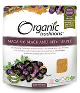Organic Traditions Maca X-6 Powder 6:1