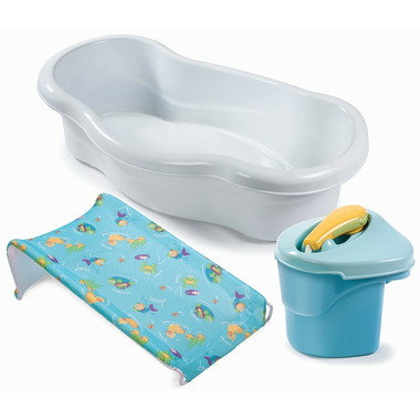 Summer Infant Newborn to Toddler Bath Centre & Shower