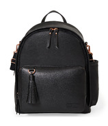 Skip Hop Greenwich Simply Chic Diaper Backpack Black