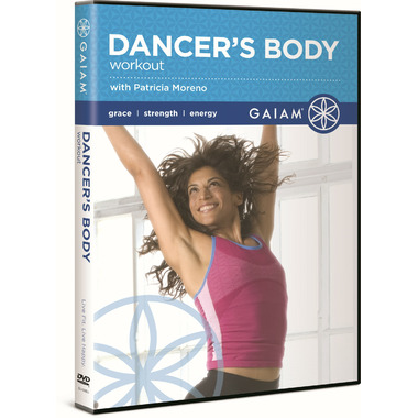 Gaiam: Dancer\'s Body Workout with Patricia Moreno & Danser Pour