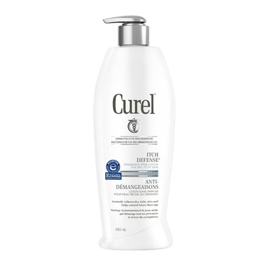 Curel Itch Defence Lotion