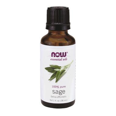 NOW Essential Oils Sage Oil