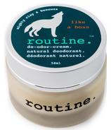Routine De-Odor-Cream Natural Deodorant in Like a Boss Scent