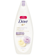 Dove Purely Pampering Sweet Cream with Peony Nourishing Body Wash