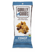 Gorilly Goods Coast Sweet Curry Cashew and Fruit