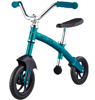 Micro of Switzerland G-Bike Chopper Deluxe Balance Bike