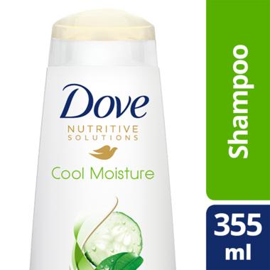Dove Nutritive Solutions Cool Moisture Shampoo