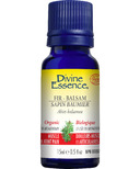 Divine Essence Fir Balsam Organic Essential Oil