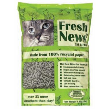 Fresh News Cat Litter