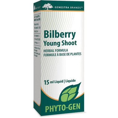 Genestra Phyto-Gen Bilberry Young Shoot